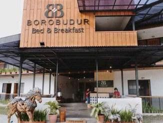 Hotel Borobudur Mungkid