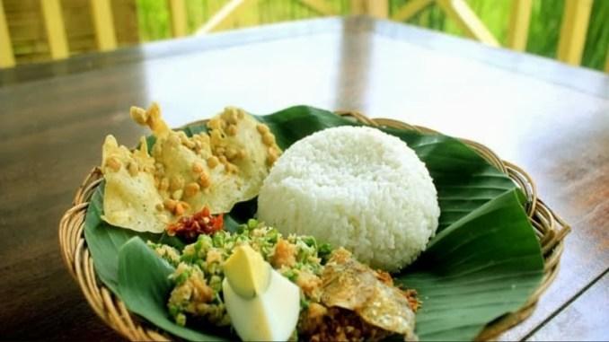 Makanan Khas Klaten Sego Wiwid