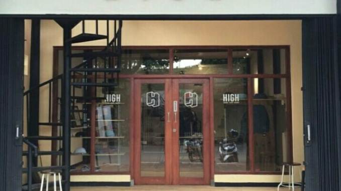 High Cafe & Share