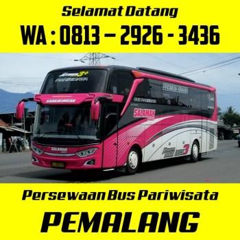 Sewa Bus Pariwisata Pemalang