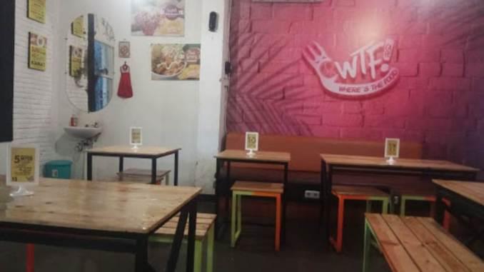 WTF Cafe
