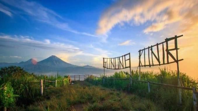 Wisata Purworejo Gunung Kunir