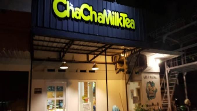 ChaChaMilkTea Penumping