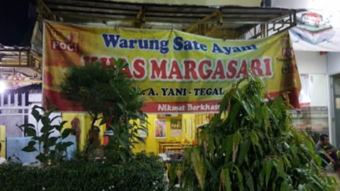 Warung Sate Ayam Khas Margasari