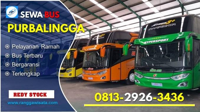 Daftar Harga Sewa Bus Pariwisata Purbalingga
