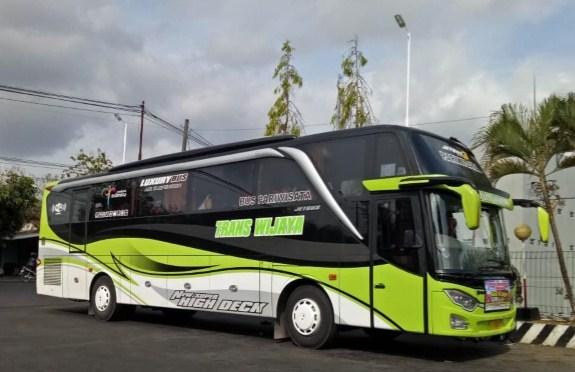 Contoh Armada Bus