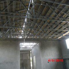 Atap Baja Ringan Karawang Gedung Kantor Di Jl Subang Karangpawitan Rangka