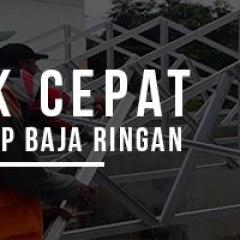 Harga Pasang Atap Baja Ringan Bogor Teknik Pemasangan