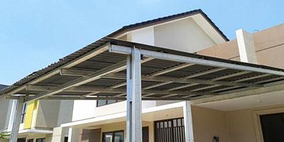 harga besi baja ringan untuk kanopi 5 alasan memilih eksterior rumah