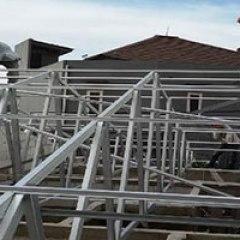 Harga Nok Baja Ringan Teknik Pemasangan Atap | ...