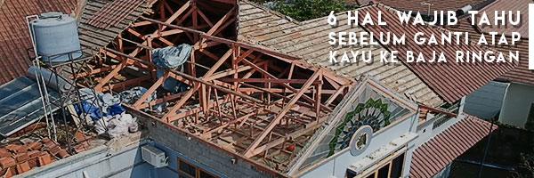 murah mana baja ringan atau kayu 6 hal wajib tahu sebelum ganti atap ke ringan01 rangka
