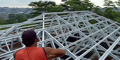 harga ganti atap baja ringan 6 hal wajib tahu sebelum kayu ke