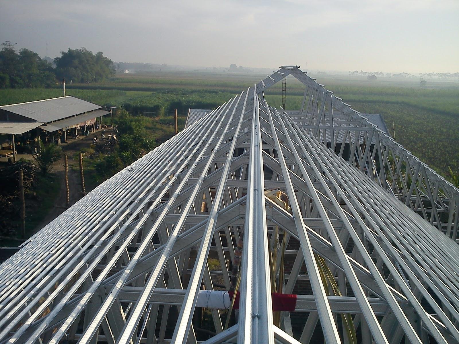 model reng baja ringan jual rangka atap berkwalitas – ...