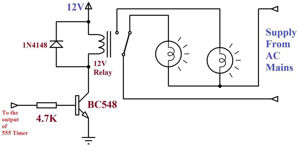 Wiring Diagram Lampu Otomatis Auto Electrical Wiring Diagram
