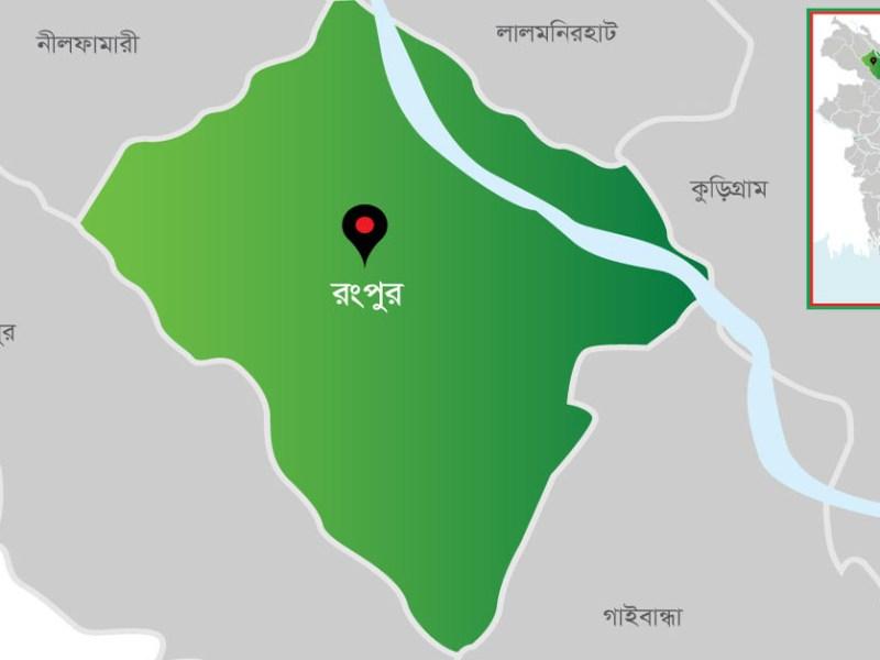 Rangpur Map