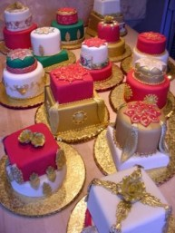 Pretty little packages, each one a treasure - Sedona Cakes Couture
