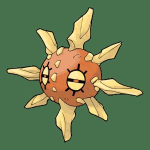 solrock Pokemon Go