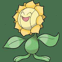 sunflora-pokemon-go