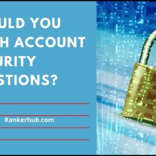 Should You Ditch Account Security Questions?