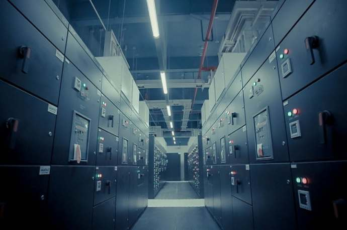 Elements of an Efficient Data Centre