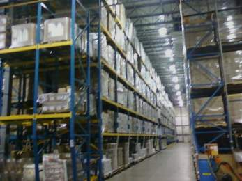How Pallet Racking Installation Can Resolve Industrial Storage Problems