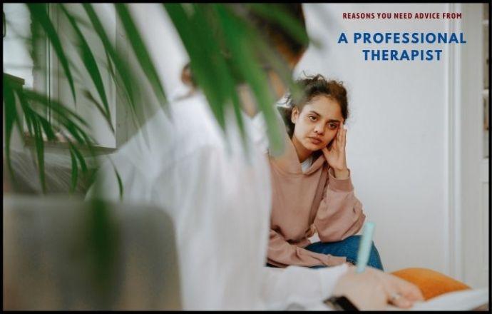 professional therapist