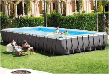 Above Ground Pools for Outdoor Fun