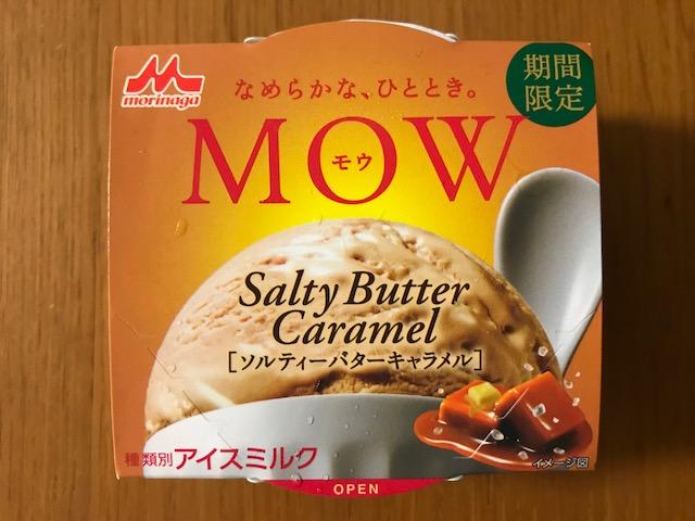 MOWソルティーバターキャラメル