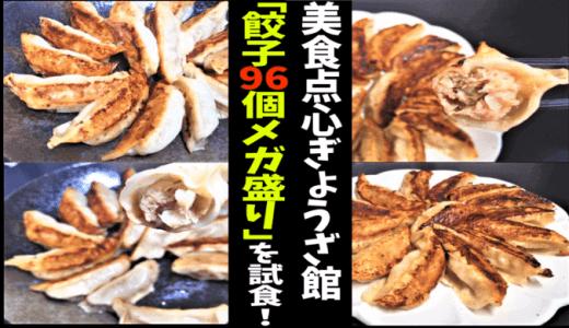 【試食レビュー】美食点心ぎょうざ館「餃子96個メガ盛り」を喰らう!【お取り寄せ口コミレポート】