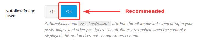 Nofollow-Image-Links