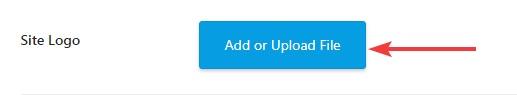 Add-or-Upload-File-site-logo