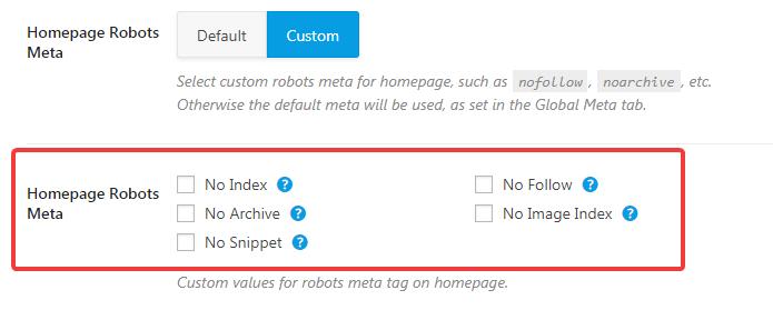 Custom-option