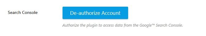 De-authorize-Account