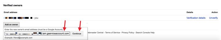 SEO技巧之利用谷歌索引API第一时间抓取新页面 11