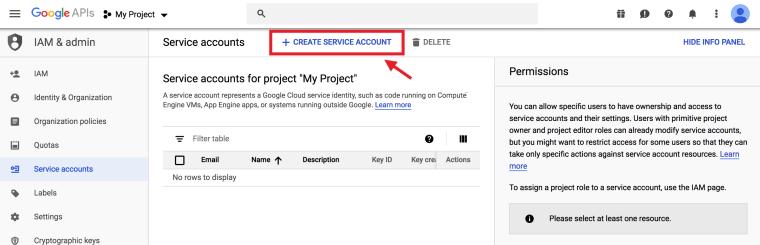 SEO技巧之利用谷歌索引API第一时间抓取新页面 3