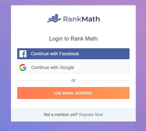 рейтинг реєстрації з математики та реєстраційна сторінка Оптимізація тексту