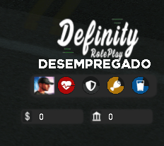 HUD DIFINITY RP MTA