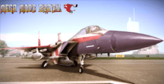 MTA – F15 haydra Modificado