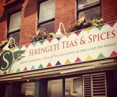 Black-owned Business Tea/Coffee Brands