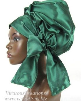 variety of hair accessories specifically designed to accommodate natural hair
