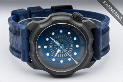 SARPANEVA Korona Diver Blue DLC ref. K0