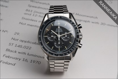 OMEGA Speedmaster Professional Pre-Moon ref. 145.022-69ST