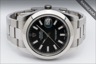 ROLEX Datejust II Black ref. 116300