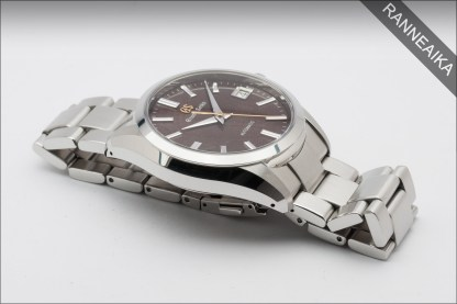 GRAND SEIKO Heritage Automatic 42mm Brown Limited Edition ref. SBGR311