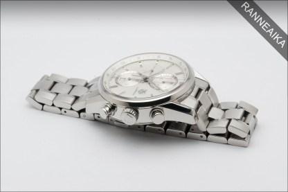 TAG HEUER Carrera 1887 Chronograph Silver ref. CAR2111.BA0720