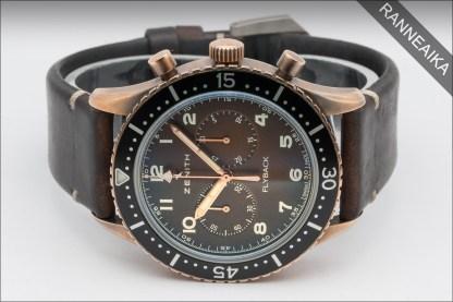 ZENITH Pilot Cronometro Tipo CP-2 Flyback ref. 29.2240.405/18.C801