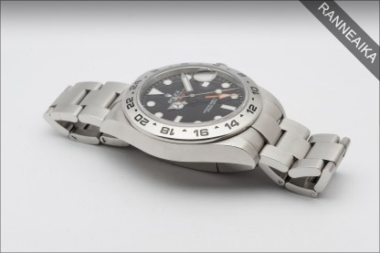 ROLEX Explorer II Black ref. 216570