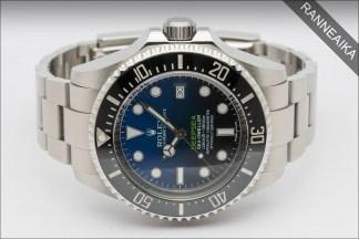 ROLEX Deepsea Sea-Dweller D-Blue ref. 116660
