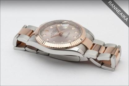 ROLEX Datejust 41 Sundust Diamonds ref. 126331