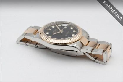 ROLEX Datejust 41 Diamonds ref. 126333